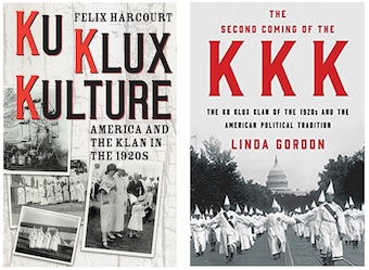 Ku Klux Kulture and The Second Coming of the KKK books