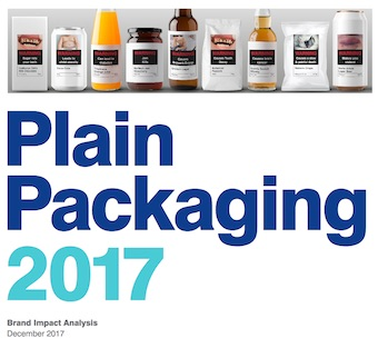 Plain Packaging Brand Impact Analysis