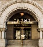 Trump Intl Hotel in Washington, D.C.
