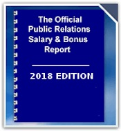 The Official Public Relations Salary & Bonus Report: 2018 Edition