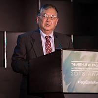 Honoree John Onoda (Consultant at Gagen MacDonald)