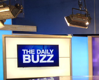 Daily Buzz studio