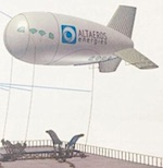 Altaeros Energies blimp