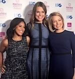 NBC anchors Sheinelle Jones, Savannah Guthrie & Dylan Dreyer