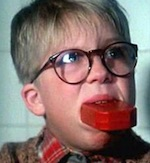 Ralphie from A Christmas Story