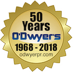 O'Dwyer's 50th Anniversary - 1968 to 2018