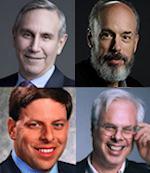 Richard Edelman, Bob Pearson, Evan Kraus, Peter Finn