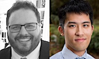 Nick Horowitz and Richard Chang