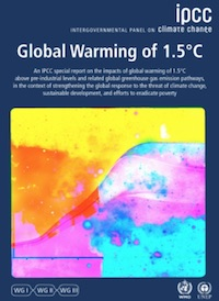 Intergovernmental Panel on Climate Change - Special Report on Global Warming of 1.5 °C