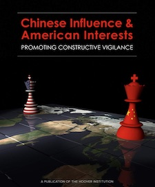 Hoover Institution: Chinese Influence & American Interests, Promoting Constructive Vigilance