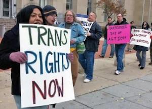 trans activists
