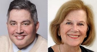 David Zapata & Cheryl Andrews