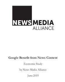 New Media Alliance study