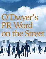 O'Dwyer's PR Word on the Street Podcast