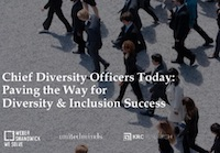 Weber Shandwick study on diversity and inclusion efforts at companies