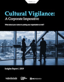Cultural Vigilance: A Corporate Imperative