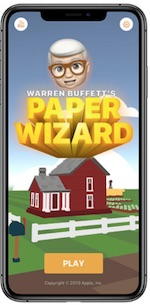Warren Buffett's Paper Wizard