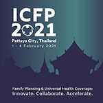 Int'l Conference on Family Planning 2021