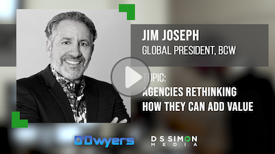 Jim Joseph interview