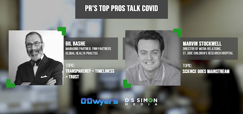O'Dwyer's/DS Simon Video Interview Series