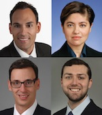 FTI authors clockwise: Bryan Armstrong, Zaineb Bokhari, Ben Herskowitz & Geoff Serednesky