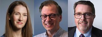 Arielle Bernstein Pinsof, John Bianchi and Michael Heinley