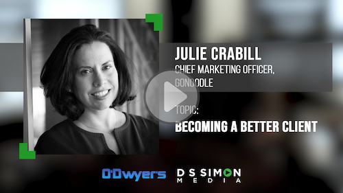 O'Dwyer's/DS Simon Video Interview Series: Julie Crabill, Chief Marketing Officer, GoNoodle
