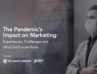 The Pandemic's Impact on Marketing