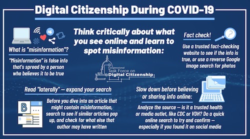 Digital Citizenship During COVID-19